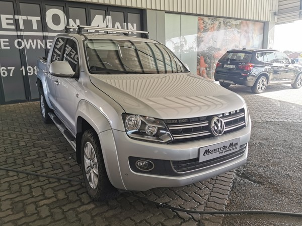 2016 Volkswagen Amarok 2.0 BiTDi Highline 132KW 4MOT Auto Double cab bakk Eastern Cape Port Elizabeth_0
