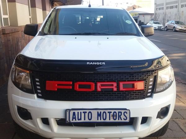 2012 Ford Ranger 2.2tdci Xl Pu Dc  Gauteng Johannesburg_0