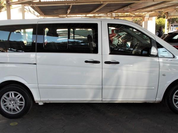 2012 Mercedes-Benz Vito 116 Cdi Shuttle  Gauteng Pretoria North_0