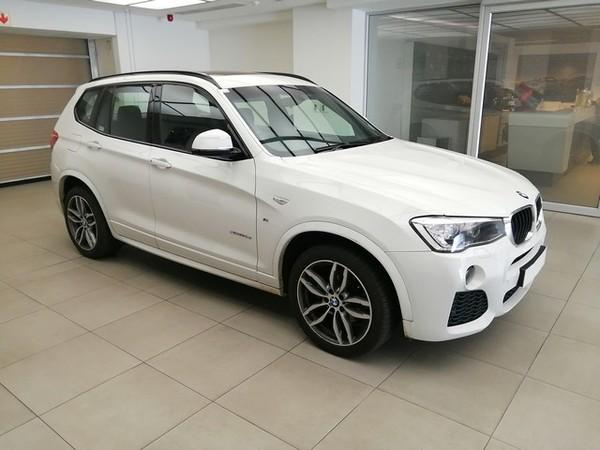 2017 BMW X3 xDRIVE20d M Sport Auto Gauteng Sandton_0