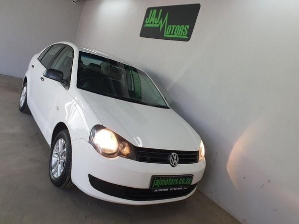 2013 Volkswagen Polo Vivo 1.6 Trendline Gauteng Pretoria_0