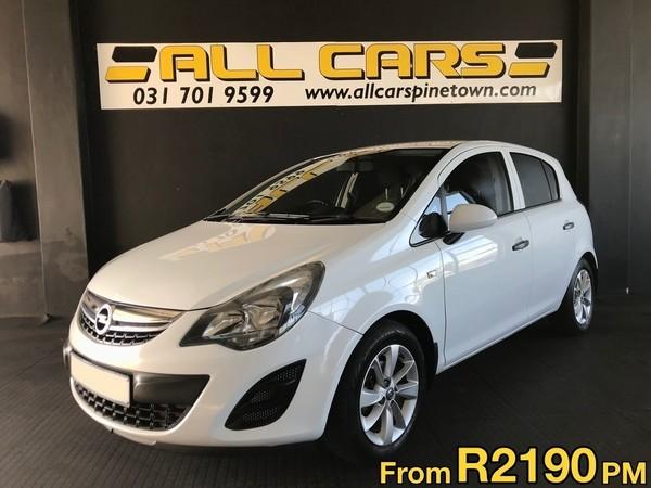 2014 Opel Corsa 1.4 Essentia 5dr  Kwazulu Natal Pinetown_0