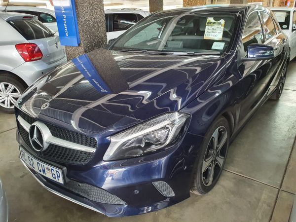 2017 Mercedes-Benz A-Class A 200 Style Auto Limpopo Polokwane_0