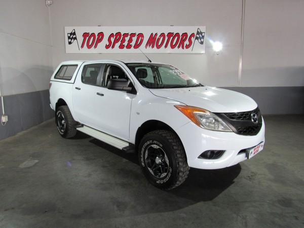 2013 Mazda BT-50 2.2 TDi Hpower SLX Bakkie Double cab Gauteng Vereeniging_0