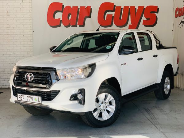 2019 Toyota Hilux 2.4 GD-6 RB SRX Auto Double Cab Bakkie Gauteng Pretoria_0
