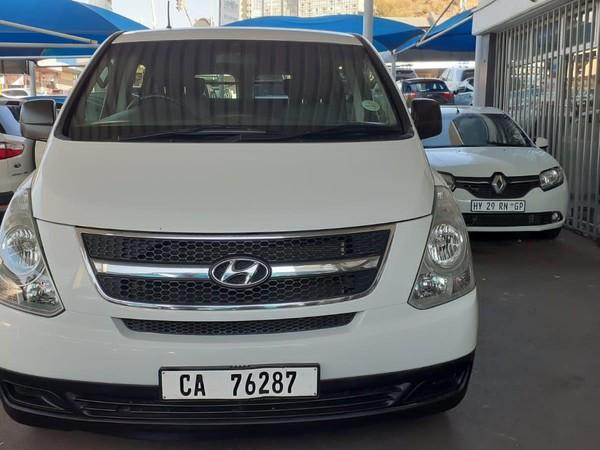 2013 Hyundai H1 2.5 Crdi Ac Fc Pv At  Gauteng Johannesburg_0
