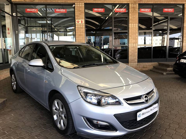 2014 Opel Astra 1.4T Enjoy Auto Gauteng Menlyn_0