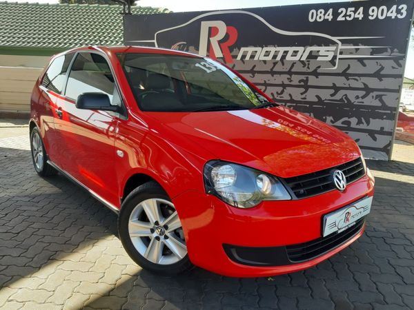 2012 Volkswagen Polo Vivo 1.6 Gt 3dr Gauteng Pretoria_0