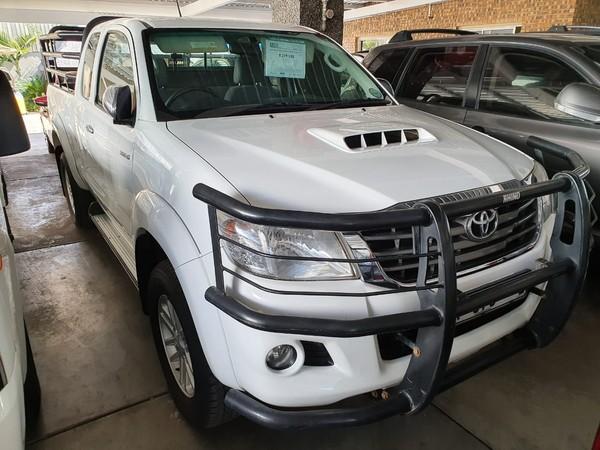 2014 Toyota Hilux 3.0d-4d Raider Xtra Cab Pu Sc  Limpopo Polokwane_0