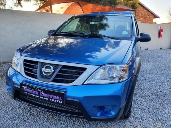 2012 Nissan NP200 1.6  Ac Safety Pack Pu Sc  Gauteng Midrand_0