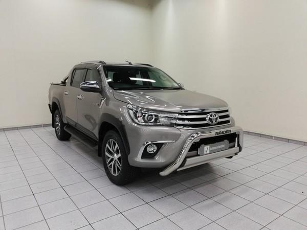 2018 Toyota Hilux 2.8 GD-6 RB Auto Raider Double Cab Bakkie Kwazulu Natal Westville_0