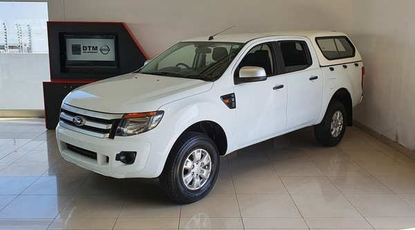 2015 Ford Ranger 2.2TDCi XLS 4X4 Double Cab Bakkie Western Cape Strand_0