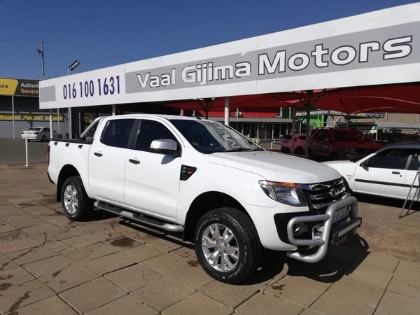 2014 Ford Ranger 2.2tdci Xls Pu Dc  Gauteng Vereeniging_0
