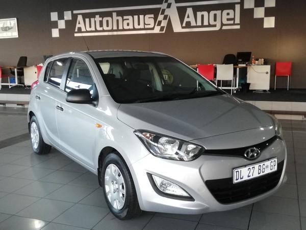 2015 Hyundai i20 1.2 Motion Western Cape Milnerton_0