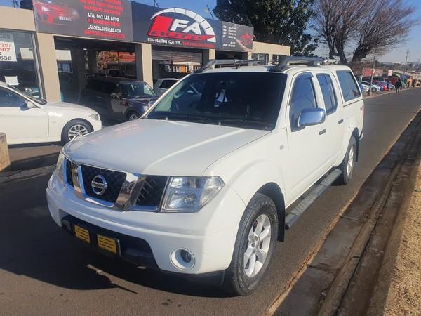 2006 Nissan Navara 2.5 Dci 4x4 Pu Dc  Gauteng Kempton Park_0