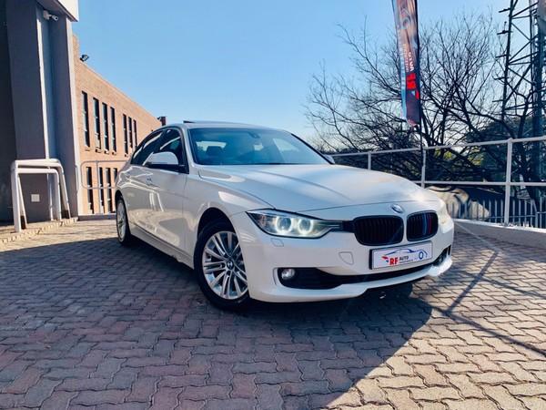 2014 BMW 3 Series 320i At f30 Xenon Sunroof Gauteng Sandton_0