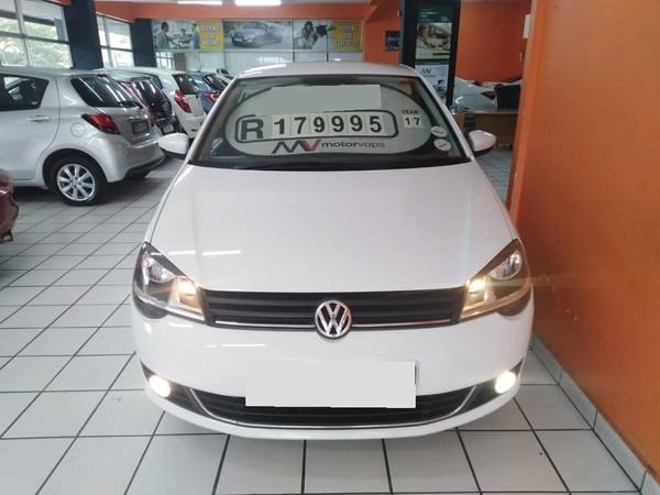 2017 Volkswagen Polo Vivo GP 1.6 Comfortline Western Cape Goodwood_0