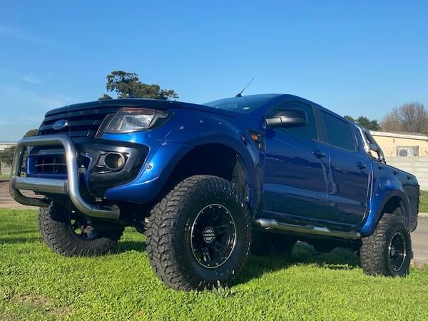 2014 Ford Ranger 2.2tdci Xl Pu Dc  Western Cape Goodwood_0