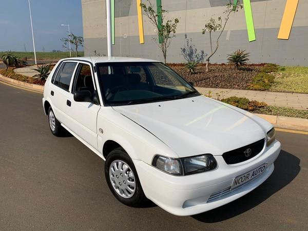 2002 Toyota Tazz 130  Kwazulu Natal Umhlanga Rocks_0