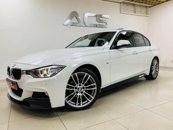 2016 BMW 3 Series 320i M Sport Auto Gauteng Benoni_0