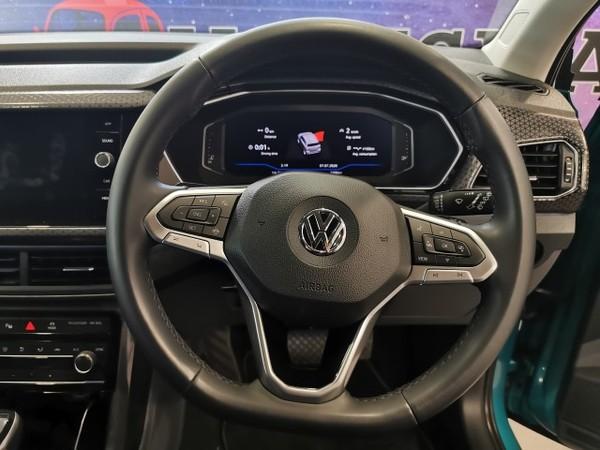 2020 Volkswagen T-Cross 1.0 TSI Highline DSG Gauteng Roodepoort_0