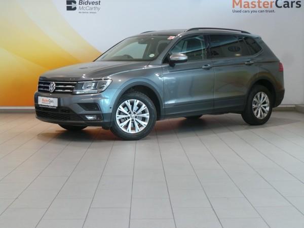 2018 Volkswagen Tiguan Allspace 1.4 TSI Trendline DSG 110KW Western Cape Parow_0