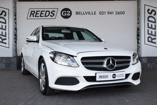 2018 Mercedes-Benz C-Class C180 Auto Western Cape Goodwood_0