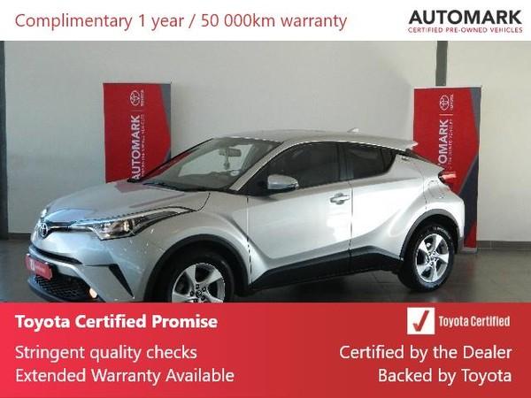 2017 Toyota C-HR 1.2T Plus CVT Western Cape Rondebosch_0