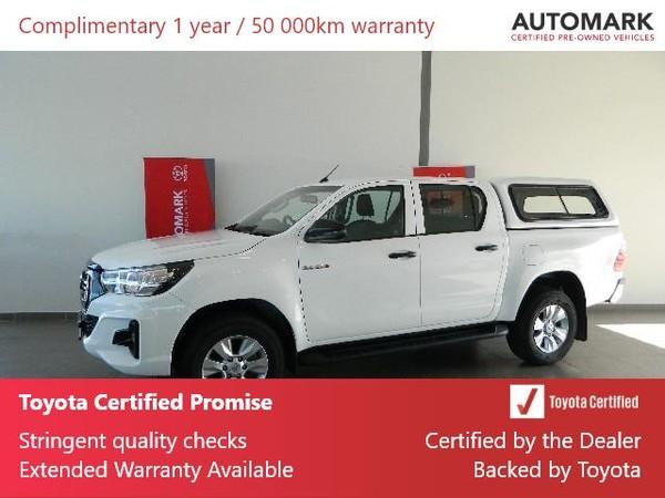 2019 Toyota Hilux 2.4 GD-6 SRX 4X4 Auto Double Cab Bakkie Western Cape Rondebosch_0