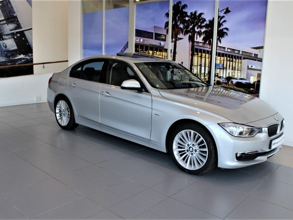 2014 BMW 3 Series 320d Luxury Line At f30  Western Cape Cape Town_0