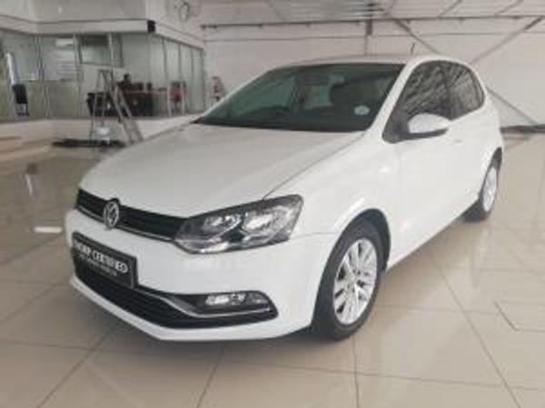 2015 Volkswagen Polo GP 1.2 TSI Comfortline 66KW Western Cape Cape Town_0