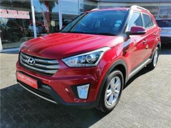 2017 Hyundai Creta 1.6 Executive Auto Western Cape Cape Town_0