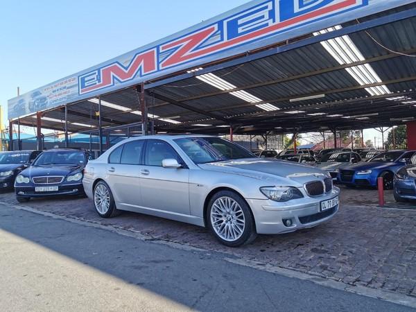 2005 BMW 7 Series 750li e65  Gauteng Benoni_0