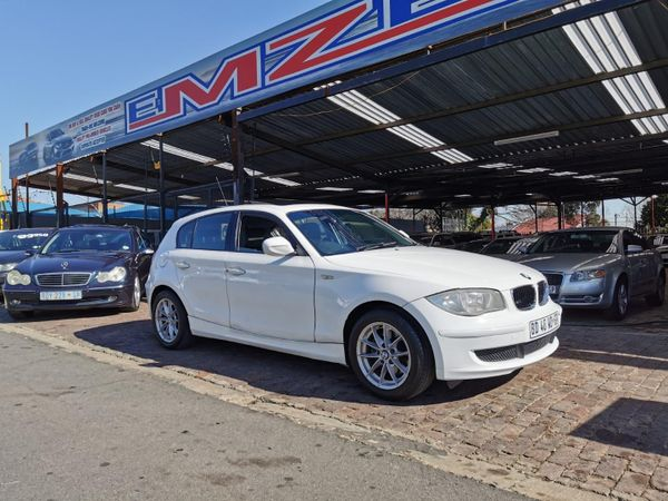 2011 BMW 1 Series 120d At e87  Gauteng Benoni_0