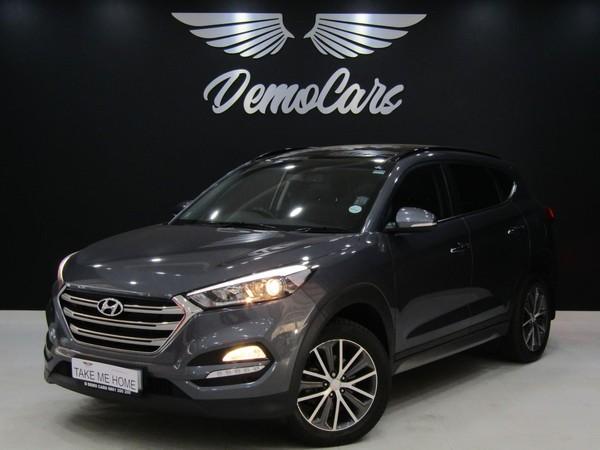 2017 Hyundai Tucson 2.0 Elite Auto Gauteng Pretoria_0