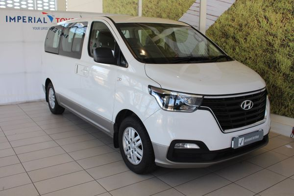 2017 Hyundai H1 Gls 2.4 Cvvt Wagon  Gauteng Kempton Park_0