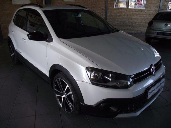 2013 Volkswagen Polo 1.6 Tdi Cross  Free State Welkom_0