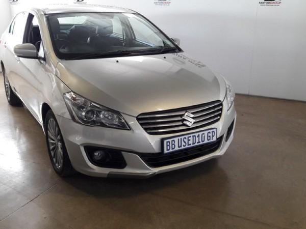 2018 Suzuki Ciaz 1.4 GLX Auto Gauteng Pretoria_0
