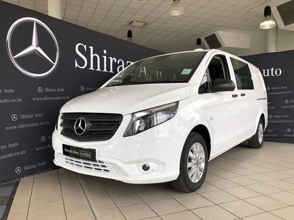 2020 Mercedes-Benz Vito 116 2.2 CDI Mixto Crewcab FC PV Gauteng Lenasia_0