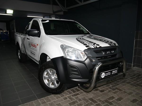 2020 Isuzu D-MAX 250 HO Fleetside Safety Single Cab Bakkie Eastern Cape Port Elizabeth_0