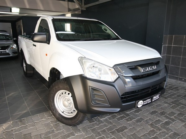 2020 Isuzu D-MAX 250 HO Fleetside Safety Single Cab Bakkie Eastern Cape Port Elizabeth_0