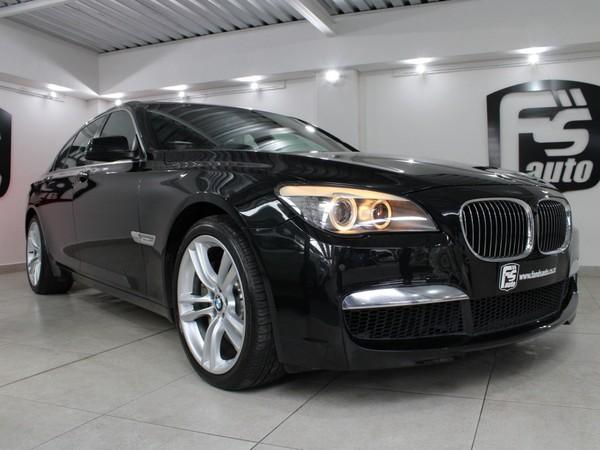 2012 BMW 7 Series 750i M Sport f01  Western Cape Cape Town_0