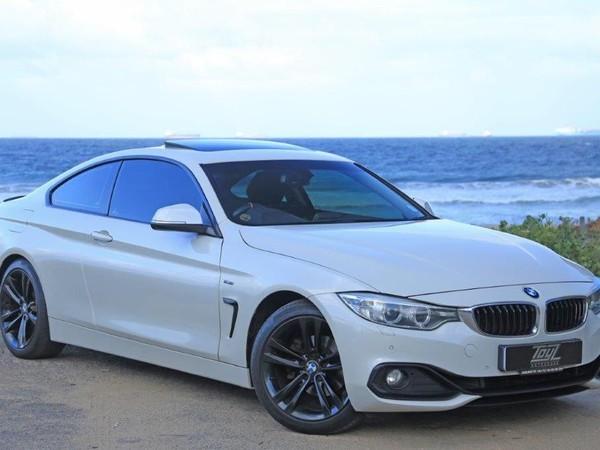 2015 BMW 4 Series Coupe Sport Line Auto Kwazulu Natal Umhlanga Rocks_0