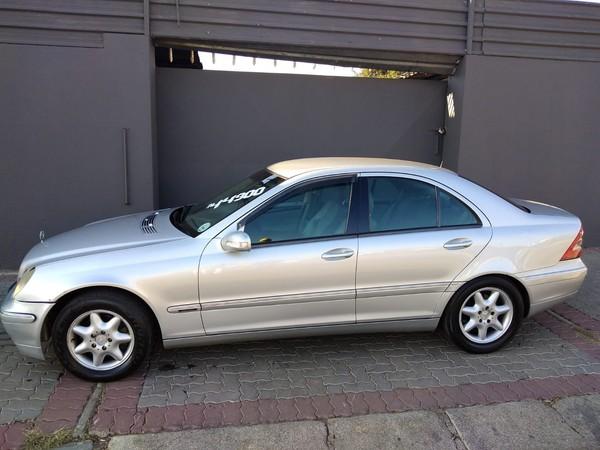 2001 Mercedes-Benz C-Class C 180 Elegance  Gauteng Johannesburg_0