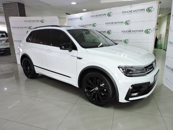 2020 Volkswagen Tiguan 2.0 TDI Comfortline 4Mot DSG Gauteng Vereeniging_0