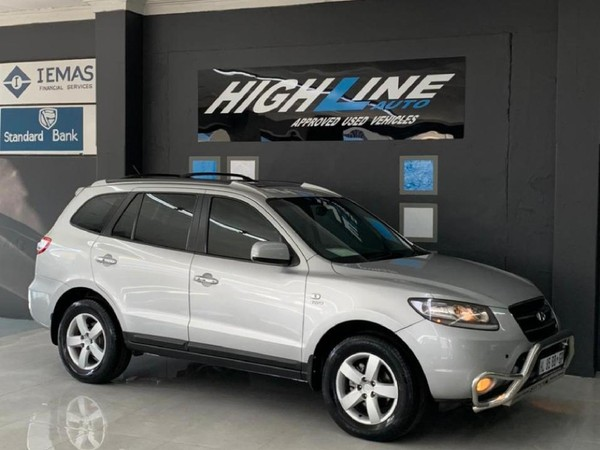 2010 Hyundai Santa Fe 2.2 Crdi At 4x4  Gauteng Vereeniging_0