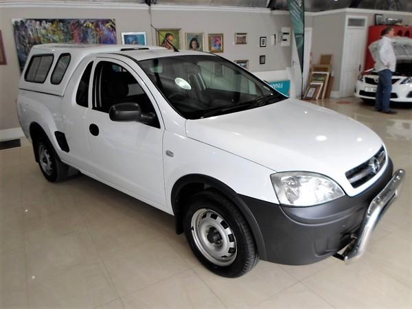 2009 Opel Corsa Utility 1.8i Club Pu Sc  Western Cape Knysna_0