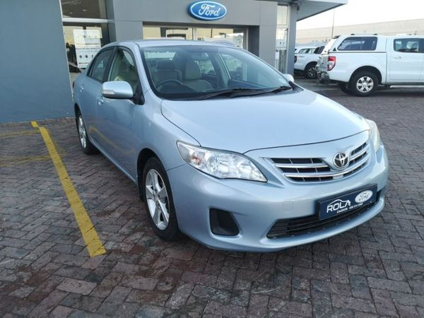 2012 Toyota Corolla 1.3 Heritage  Western Cape Caledon_0