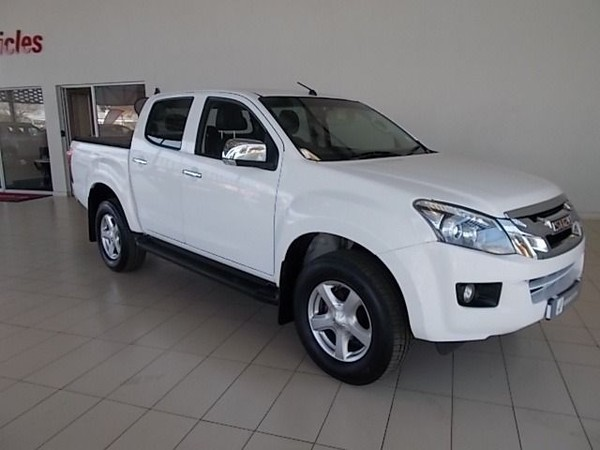 2015 Isuzu KB Series 300 D-TEQ LX Double cab Bakkie North West Province Potchefstroom_0
