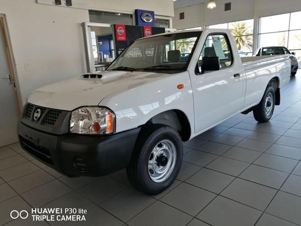 2020 Nissan NP300 Hardbody 2.5 TDi LWB Single Cab Bakkie Western Cape Vredenburg_0